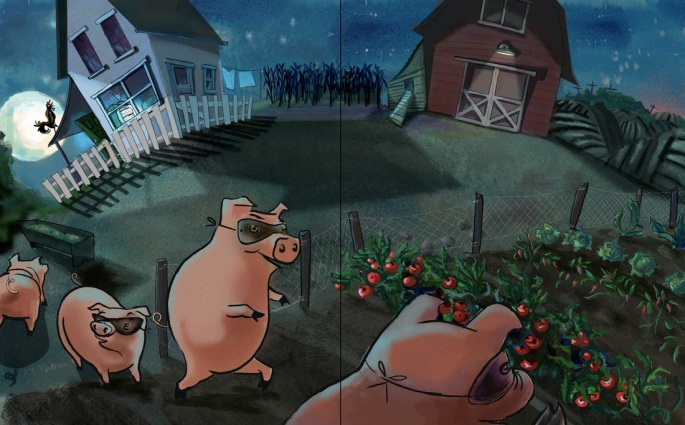 pigs_garden